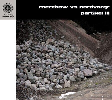 MERZBOW Vs NORDVARGR Partikel III - Lo res album cover - 600px