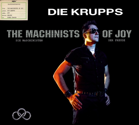 Krupps - The Machinists of Joy